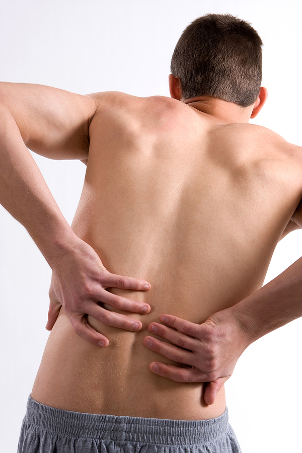 Curved Spine Treatment